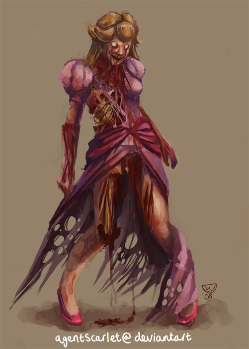 zombie-peach