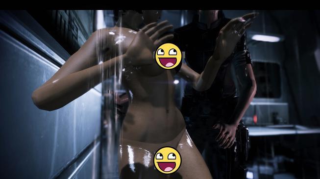 Mass Effect Shower