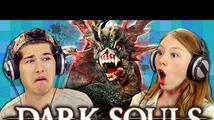 Mrkněte na to, jak se mlaďoši zapotili u Dark Souls