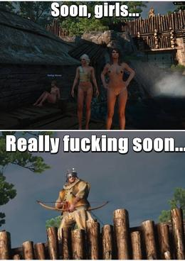 witcher 3 memy