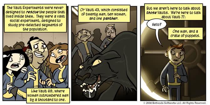 fallout vaulty