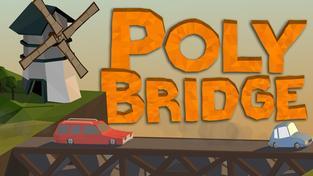 Nejlepší stavby z Poly Bridge v gifech