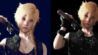 Jak by vypadali hrdinové Final Fantasy XV, kdyby se jim prohodilo pohlaví