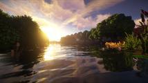 Hobitín vytvořený v Minecraftu je prostě nádherný