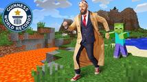 Nejdelší výlet v Minecraftu je zapsán v Guinnessově knize rekordů