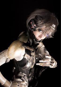 Raiden cosplay