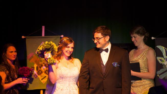 bioshock wedding