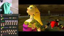 Myslíte si, že je Ocarina of Time těžká hra? A co teprve se zavázanýma očima! Pro tohohle týpka to není problém