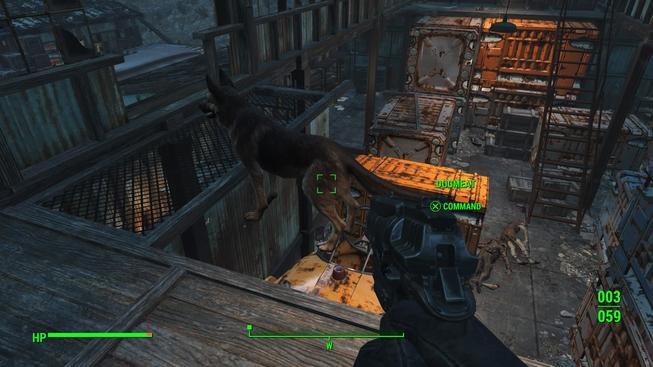 fallout 4 bugy
