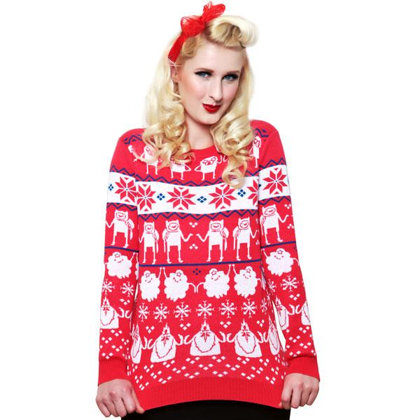 adventure-time-christmas-sweater-1