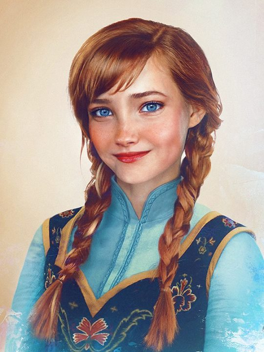 Disney charaktery