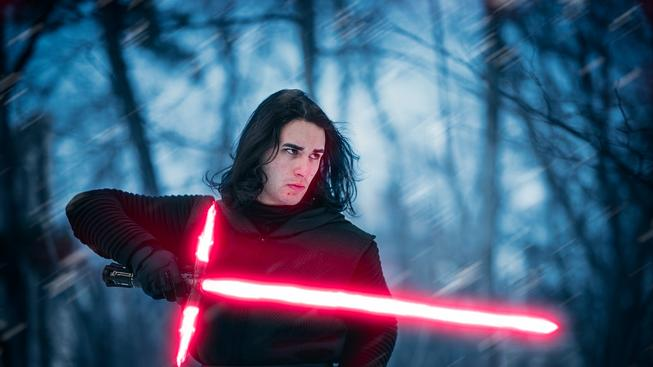SW cosplay