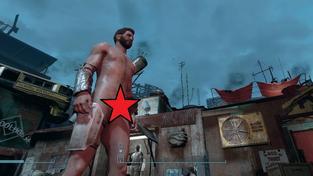 Problémy s penisy ve Fallout 4 (pozor, po rozkliknutí najdete obrázky digitálních pánských penisů)