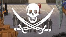 Populární hra Punch Club počítá piráty. Má přes 1.000.000 hráčů. Hádejte kolik si z nich hru koupilo?