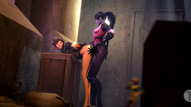 Overwatch-Porn-Wily-Widow-and-the-cheeky-ambush-05 kopie