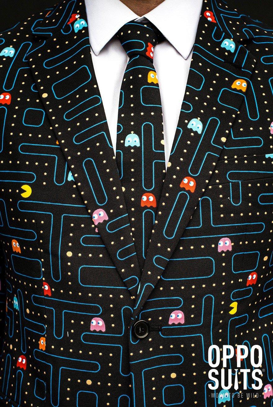 pacman suit