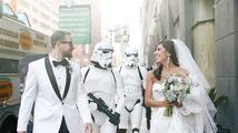 Pět nejkrásnějších nerdy svateb