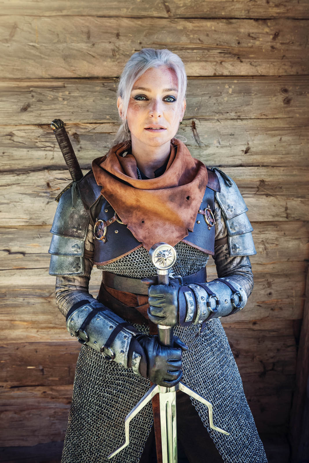 Geraltina a Bruxa