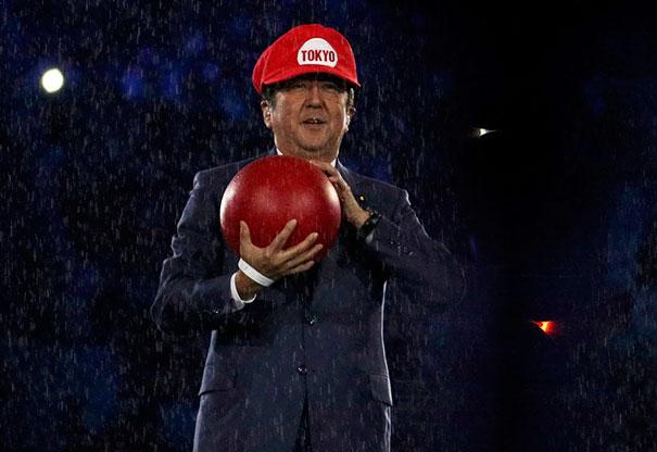 Super Mario Olympic