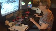 80letá babča/streamerka slaví své první výročí na YouTube