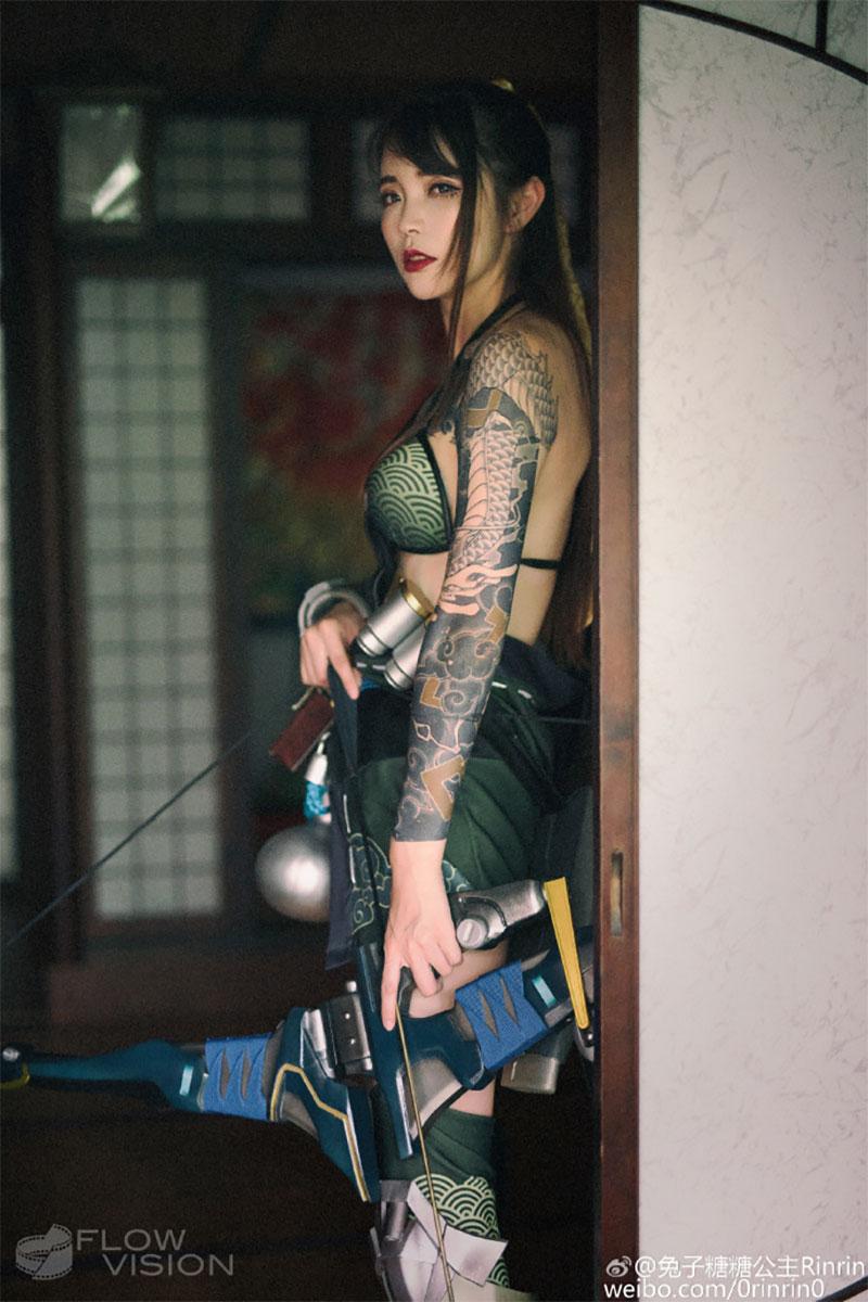 Crossplay Hanzo