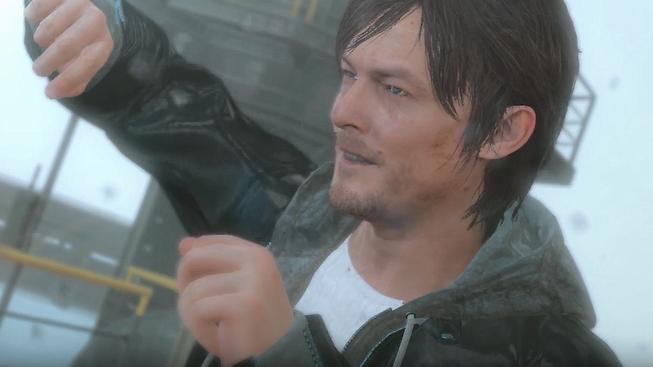 Tohle z hlavy jen tak nevymažete - Kojima a Norman Reedus tancují v dešti