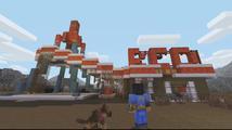 Minecraft dostane vlastní Fallout přepracování