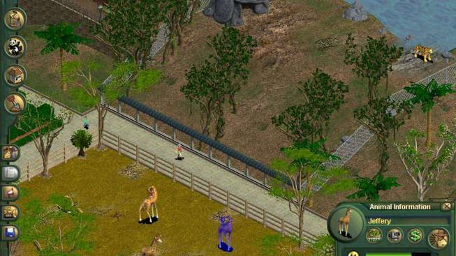 Zoo Tycoon 2: African Adventure hotov | Games cz