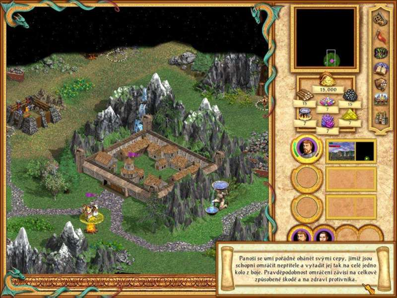 Readme: Heroes of Might and Magic 5 Demo 2 v1.16.2 Patch (patch) Call of