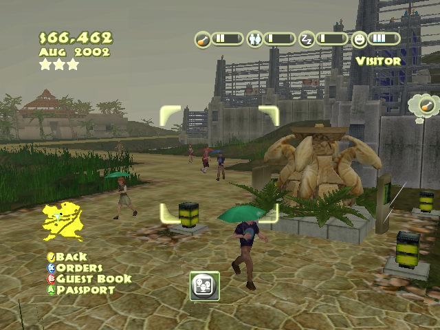 jurassic park project genesis Jurassic park: operation genesis is a construction and management simulation video game the game was first announced as jurassic park: project genesis on.