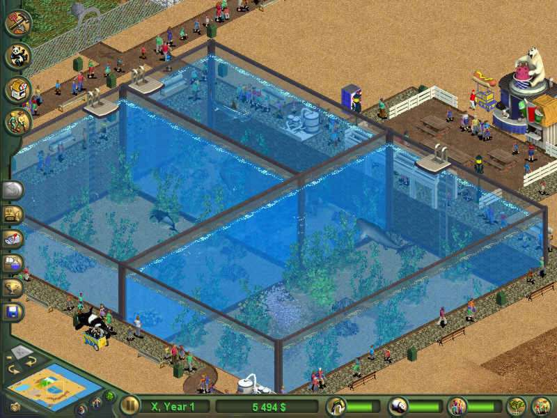 Tcharger Zoo Tycoon: Marine Mania