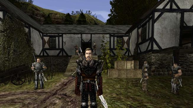 Gothic II - návod 1.část