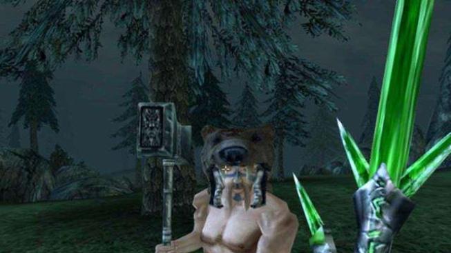 Do divočiny s Morrowind: Bloodmoon | Games cz