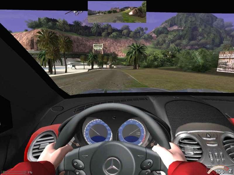 Mercedes benz world racing recenze for Mercedes benz games