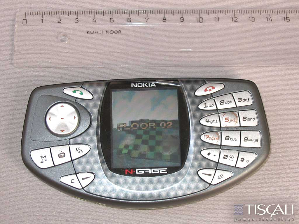 Get any nokia n- gage game you want without any payments!
