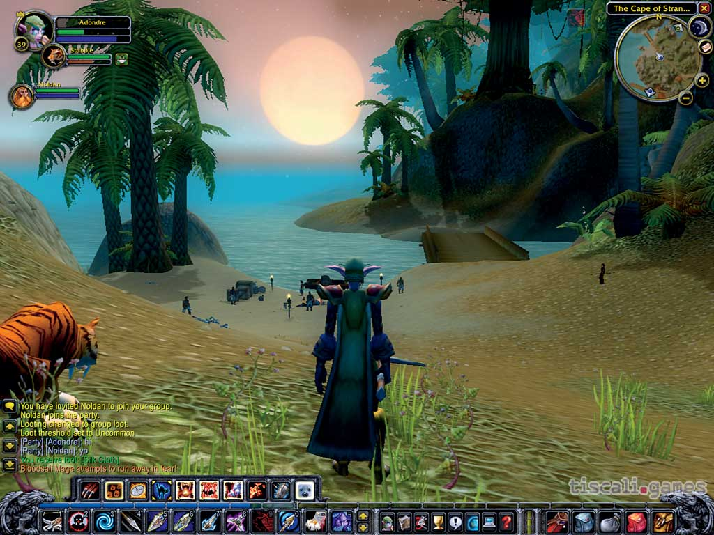 World Of Warcraft Karta Hry Games Cz