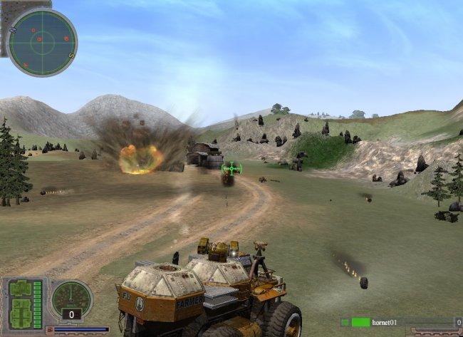 Фото Hard Truck: Apocalypse лучше дополнят мнение об игре, чем любые отзывы