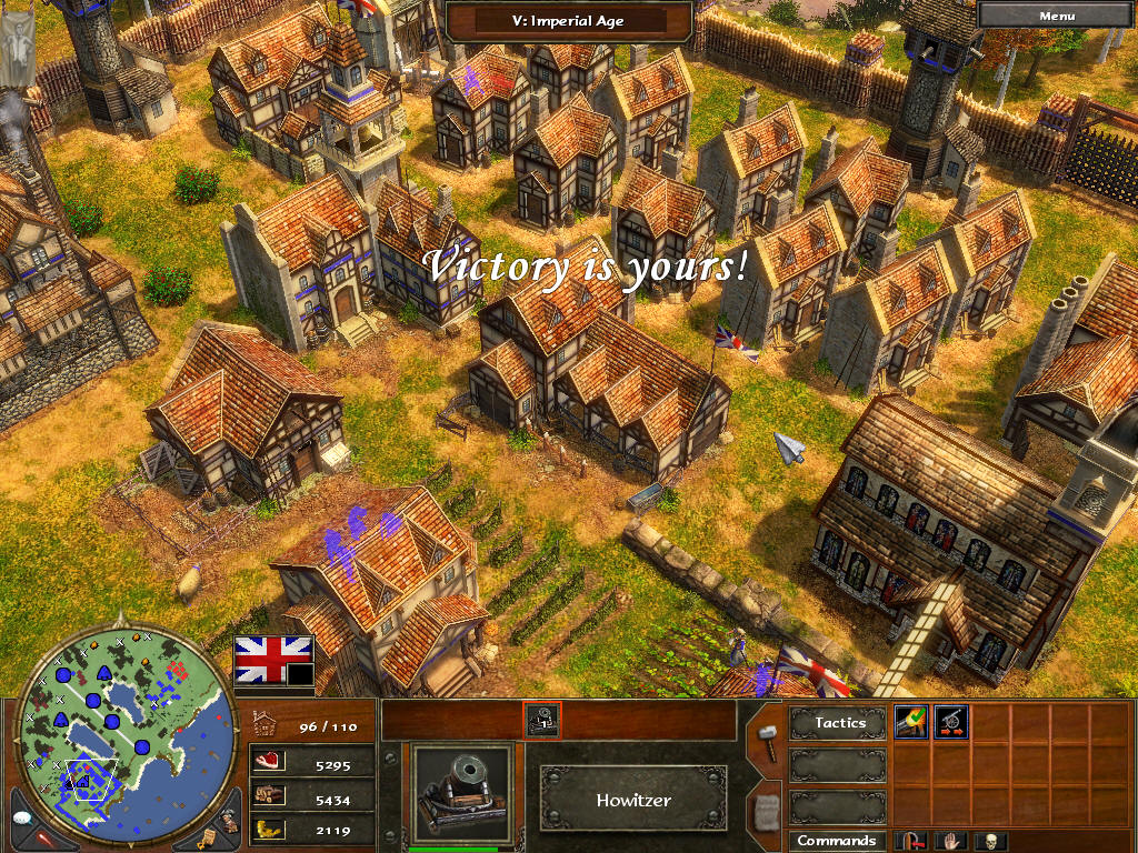 Age of empires 3 patch 103 cz