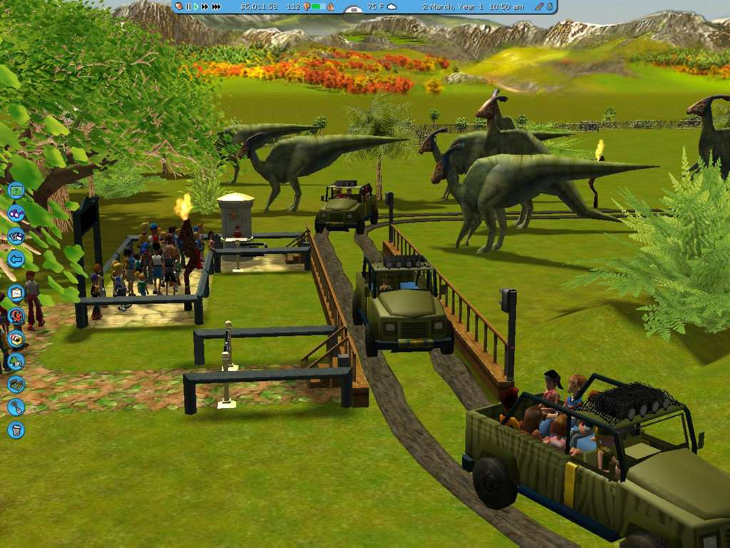 Rollercoaster Tycoon 1 Патч