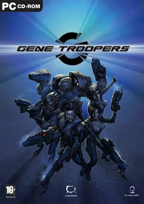 Gene Troopers - recenze | Games cz
