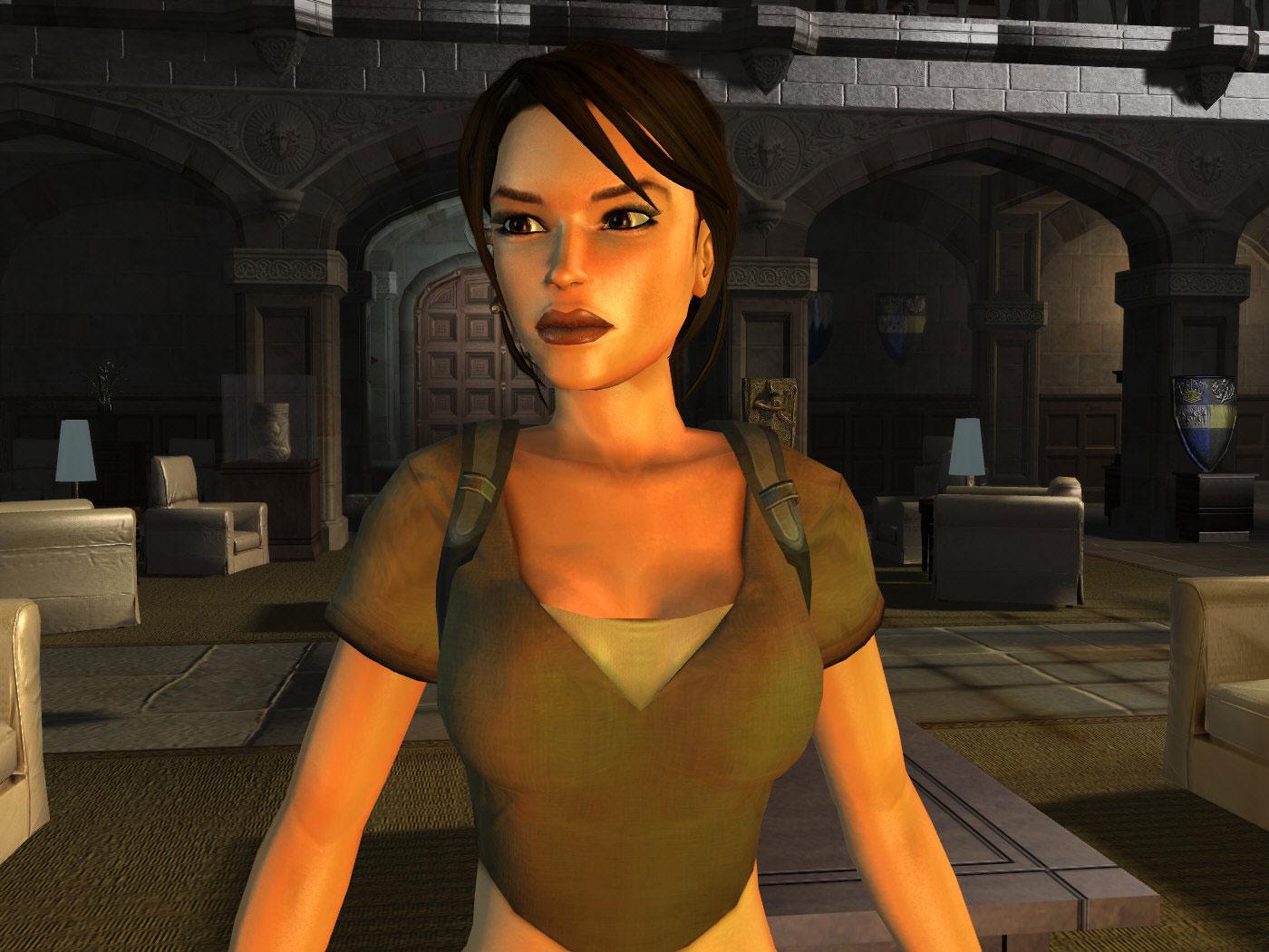 Tomb raider boob mod sex image