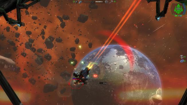 Все Новости игры. миниатюра скриншота Darkstar One.