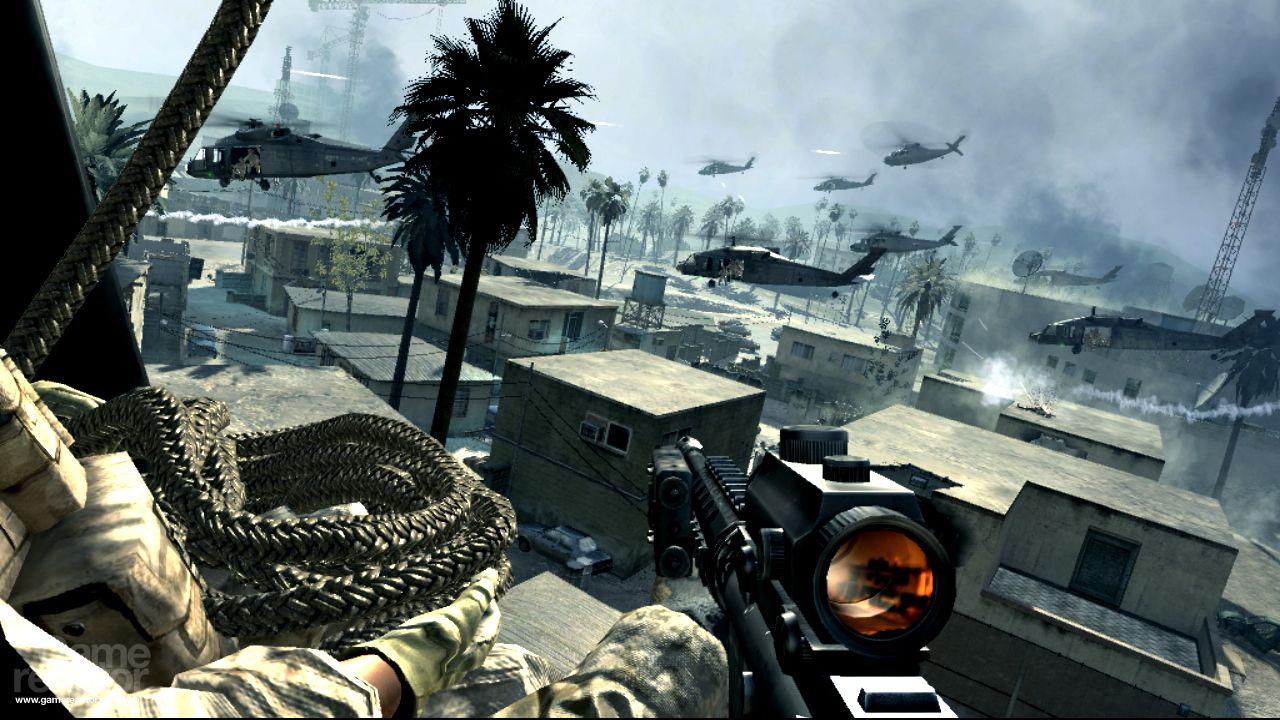 تحميل لعبة  كول اوف ديوتي 4 - Call of Duty 4  برابط واحد ومباشر 382729-cod4x-1280x72