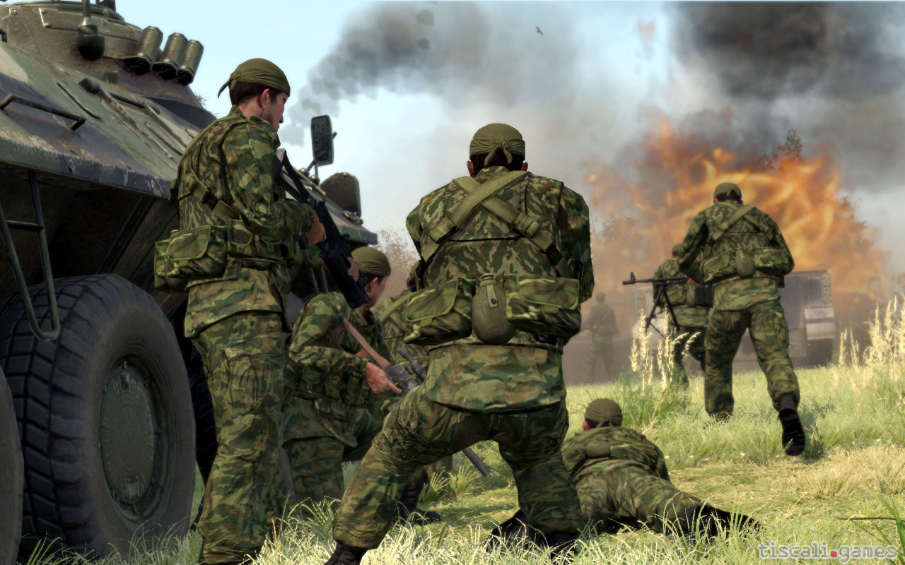 how to join a game on arma 2