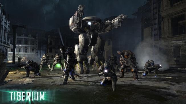 Odhalení FPS Tiberium ze světa Command&Conquer