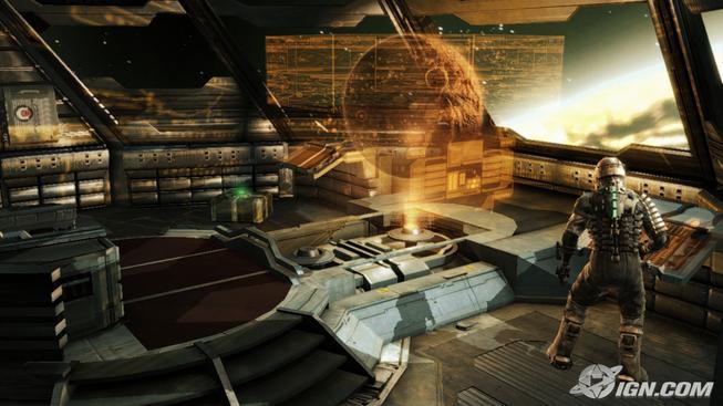 Dead Space - průvodce 3.část