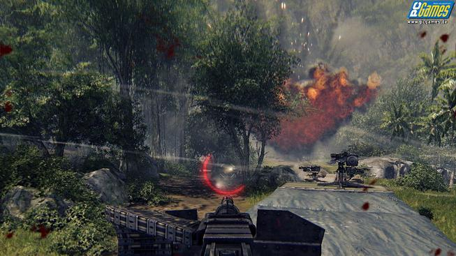 Premiéra obrázků z Crysis Warhead