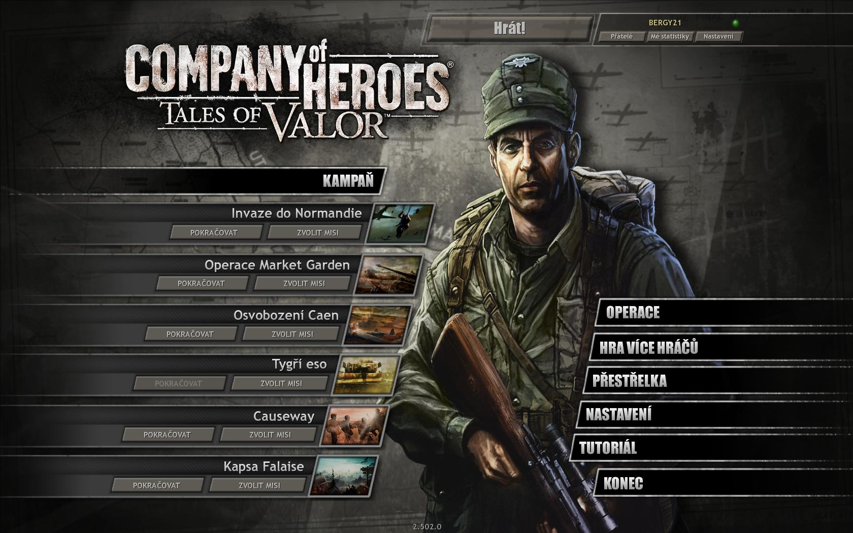 company of heroes 2 vs tales of valor