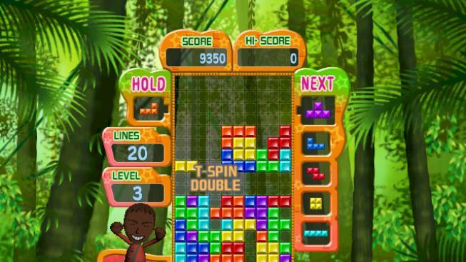Tetris Party Deluxe - recenze