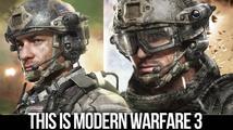 3. světová z Modern Warfare 3 na čtveřici videí